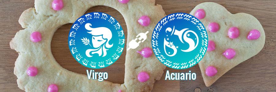 Compatibilidad de Virgo y Acuario