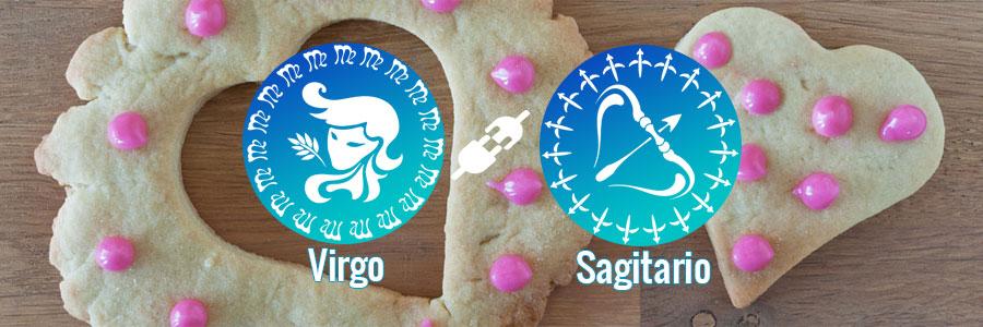 Compatibilidad de Virgo y Sagitario