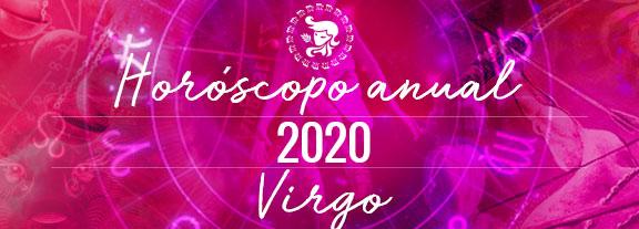 Horóscopo de Virgo 2020
