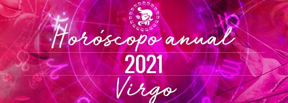 Horóscopo de Virgo 2021