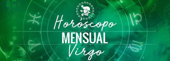 Horóscopo de Virgo Mensual