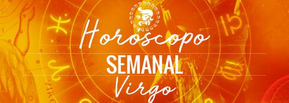 Horóscopo de Virgo Semanal